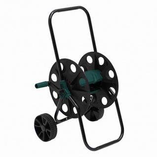 Schlauchwagen aus Kunststoff für 45 m 13 mm (1/2'')-Schlauch