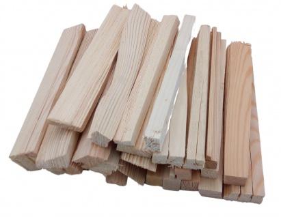 6x Anfeuerholz im Sack getrocknet Anzündholz Brennholz Nadelholz Kiefer Fichte - Vorschau 2