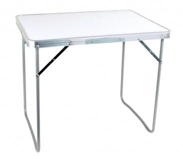 Campingtisch Klapptisch Picknicktisch Gartentisch Koffertisch Beistelltisch