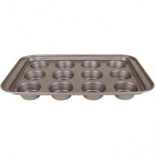Muffin-Container Muffinform Muffinbackform Cupcakes Kuchenbehälter Kuchenbutler - Vorschau 3