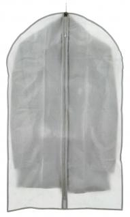 Kleiderschutzhülle Kleidersack Kleiderhülle Mantelschutz Schutzhülle 60x100cm