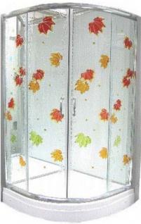 Dusche Echtglas Modell: Dream