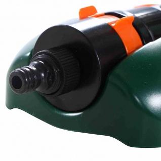 Viereckregner 3500 mehrfach verstellbar Rasensprenger Sprinkler Bewässerung TOP