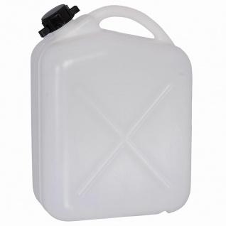 Wasserkanister 20l + Deckel Kanister Trinkflasche Trinkwasser Wasser Camping NEU