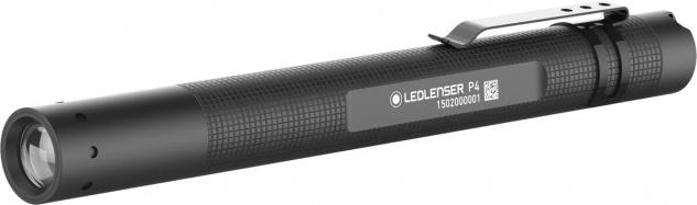 """Zweibrüder ZWEIBR Taschenlampe ,, LED LENSER® P4"""" 8604 Ledlenser P 4 Blister"""