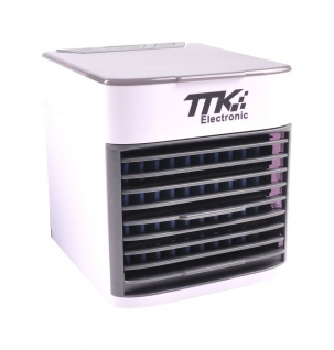 Klimagerät 3in1 tragbar Luftkühler Tischventilator Luftbefeuchter Klimaanlage