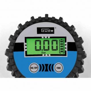 Digital-Reifenfüller Reifenfüllpistole Druckluft Druckluftkompressor Heimwerker