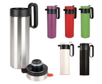 Nivella Design Thermoskanne 1, 5 Liter Isolierkanne Kaffeekanne Teekanne Kanne