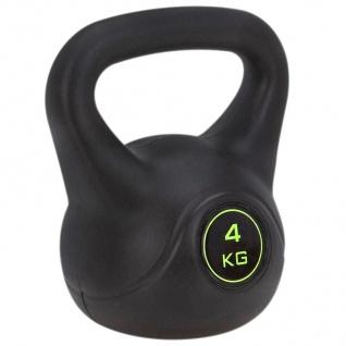 Kugelhantel 4kg Handgewicht Kugelgewicht Gewicht Hantel Fitness Krafttraining