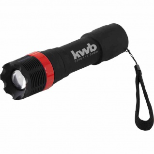 LED-Leuchte Tactical Zoom Taschenlampe Lampe Beleuchtung Camping Licht Haushalt