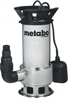 """metabo Schmutzwassertauchpumpe ,, PS 18000 SN"""" 251800000 Schmutzpumpe Ps18000sn2518000"""