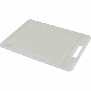 Schneidbrett 25 x 35 cm aus Polyethylen