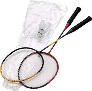 HAPPY PEOPLE BADMINTON-SET Badmintonset 74188