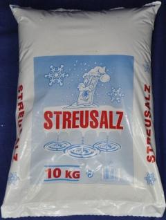 10Kg Sackware Streusalz eingeschweißt (Kg=1, 49€) - Vorschau