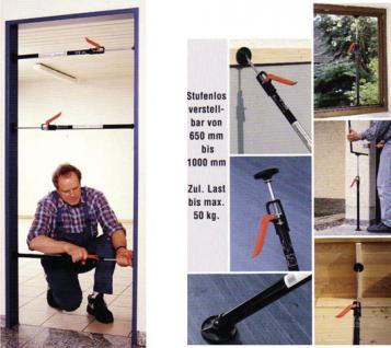 MONTAGEHILFE/SPREIZ Türzargenmontagehilfe / Spreize 280 60-105cm