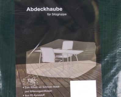 Abdeckhaube Schutzhülle für Loungegruppe 170x150x95cm Sitzgruppenhülle Möbelschutzhaube NEU - Vorschau 3