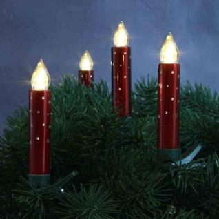 LED Baumkerzenset Innen 20St Weihnachtsbaum Tannenbaum Baumkerzen Baumschmuck