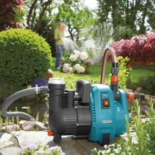 Gartenpumpe 4000/5 Bewässerung auspumpen Pumpe Gartenteich Terrasse Garten Teich