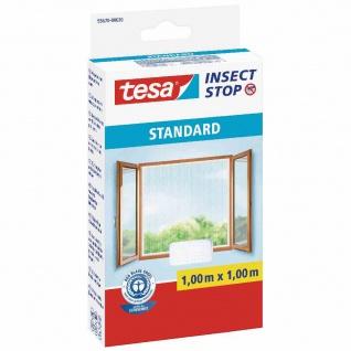 Fliegengitter 100x100cm Mückenschutz Insektenschutz Ungeziefer Sichtschutz