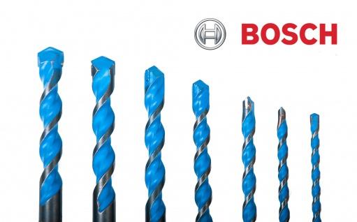 Bosch SDS Plus Bohrer B8 verschiedene Größen (Durchmesser x effektive Länge x Gesamtlänge)