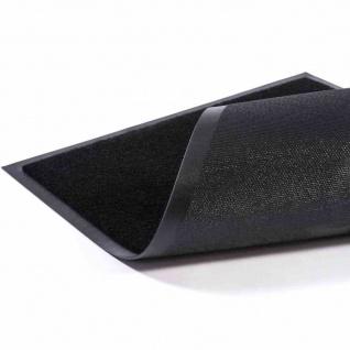 Fußmatte Scala Home schwarz 50x70cm Schmutzfangmatte Türmatte Fußabtreter Matte