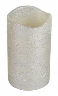 LED Kerze RUSTIC diverse Farben und Größen - Vorschau 3