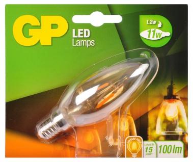 GP Gold Filament Classic 745GPCAN080565C Fil. Candle 1, 2w E14