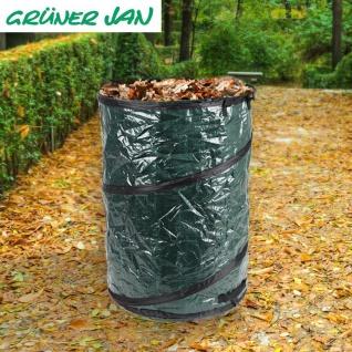 Garten Abfallbehälter 154 Liter Gartenabfallsack Laubsammler Abfallsack Laubsack - Vorschau 2