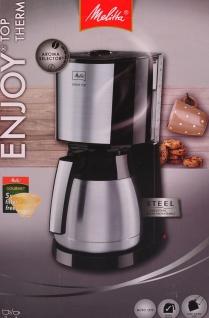 "Melitta MEL Thermo-Kaffeeautomat ,, Enjoy Top Therm"" 1017-08 Kaffeeaut.enjoy Toptherm"