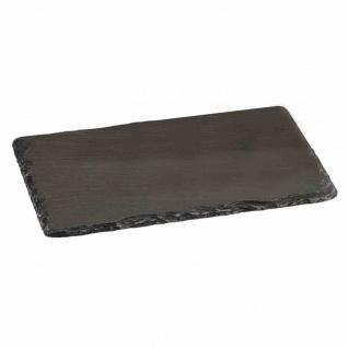 Servierplatte Schiefer 40 x 30 cm