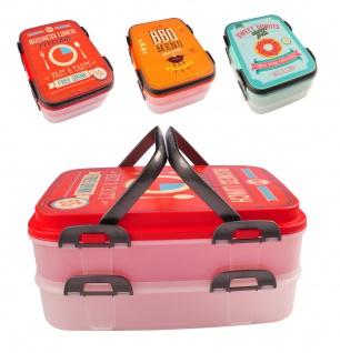 Party-Container Partybutler Kuchenbehälter Transportbox Lunchbox Aufbewahrung