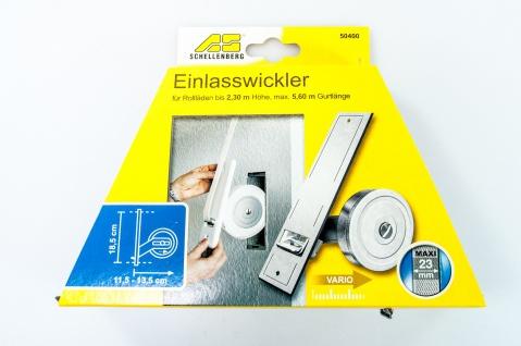 "EINLASSWICKLER ,, Maxi"" 50400 Maxi-5, 6m-18, 5-50400"