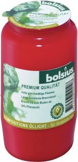 bolsius. Colour your home KOMPO-OELLICHT Kompositions-Öllicht 1 0332E+11 Nr.3 Rot