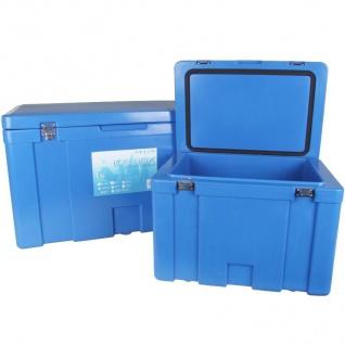 Transport- und Kühlboxen-Set Thermobehälter Thermoboxen Kühlcontainer 160 + 50L