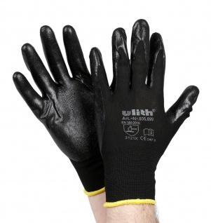 ulith Arbeitshandschuhe Gr.10 Schutzhandschuhe Montagehandschuhe Gartenhandschuh