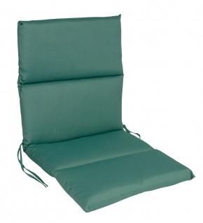Niederlehner Auflage 105x50 Polsterauflage Stuhlkissen Sesselauflage Sitzpolster