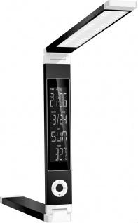 Mebus LED-Leuchte 46538 Schwarz