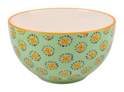 Keramik-Schüssel 23, 5cm Servierschüssel Salatschüssel Suppenschüssel Schüssel