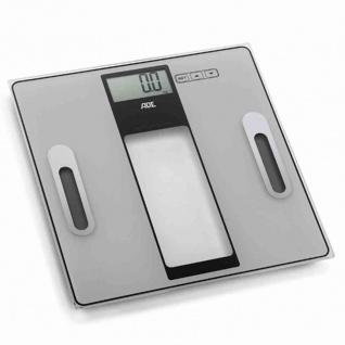 Körperanalysewaage Personenwaagen Körperfettanalyse BMI Waagen Wiegen Bad NEU