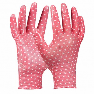Handschuh Tommi Orange Gr. M, pink pink