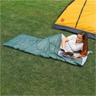 Sommerschlafsack Schlafsack Schlafdecke Campingdecke Picknickdecke