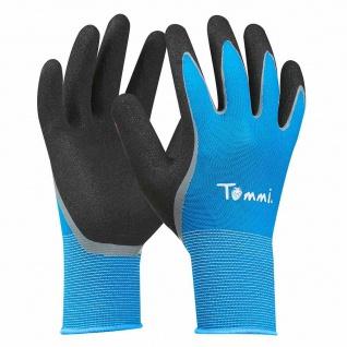 Handschuh Tommi Apfel Gr. L, blau