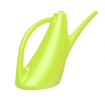 Prosperplast Gießkanne Limette 1, 5L Blumengießkanne Gartengießkanne Wasserkanne