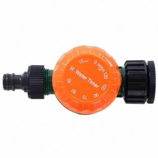 Bewässerungsuhr, 5-120 Min und Dauerbetrieb