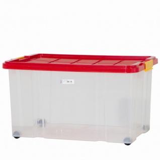 Euro-Box + Deckel 60x40x30cm Box Boxen Aufbewahrung Möbel Haushalt Ordnung TOP