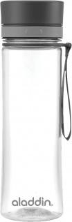 "aladdin ALA Trinkflasche ,, Aveo"" 33879 Aveo Wasserfl. 0, 6 L Grau"