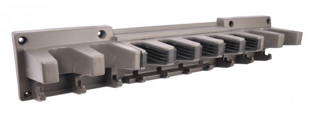 Multi-Gerätehalter Werkzeughalterung Wandhalterung Besenhalter Ordnungssystem