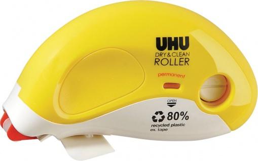UHU Nachfüllbarer Kleberoller Permanent 50490 Dry&clean Nf-roller Perma.
