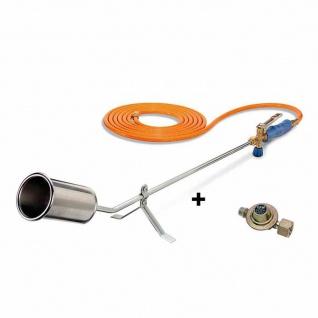 Abflammgerät Schweißen Löten Werkzeuge Heimwerker Dachbrenner Brenner Gasbrenner