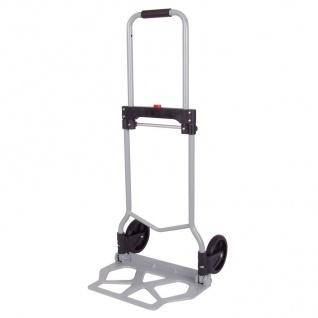 Sackkarre aus Stahl 70kg belastbar Stapelkarre Transportkarre Handkarre klappbar